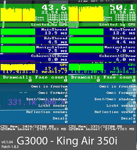 FPS-G3000-BeachcraftKingAir350i
