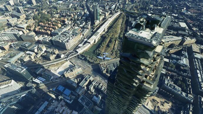 London Collision