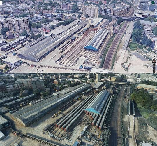 London Hammersmith Compare