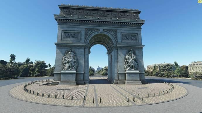 14 Arc de Triomphe (2)