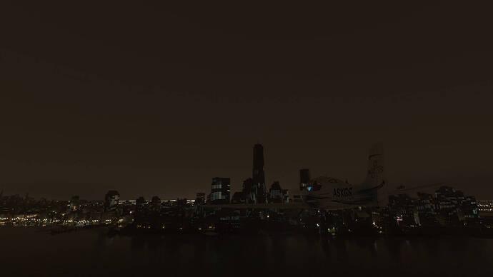 New York 0630 MSFS Overcast