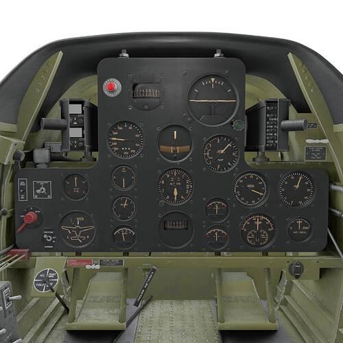 cockpit peak