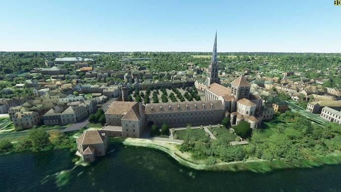 1 Abbaye de Saint Savin (3)