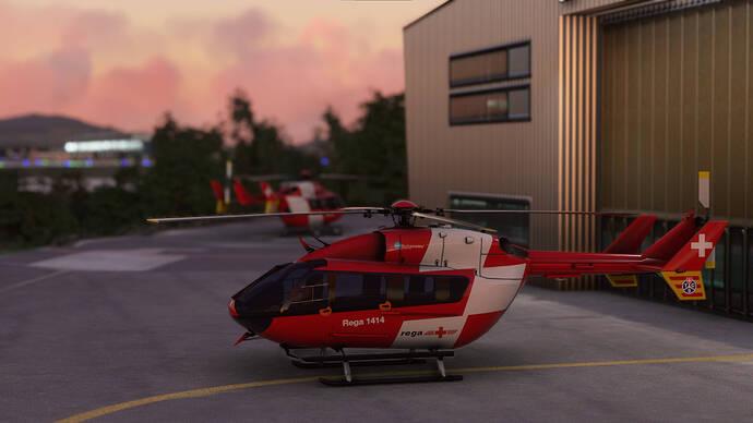 Rega Helicopter 2