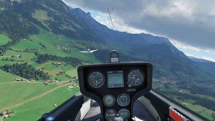 Microsoft Flight Simulator tow1