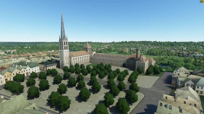 1 Abbaye de Saint Savin (2)