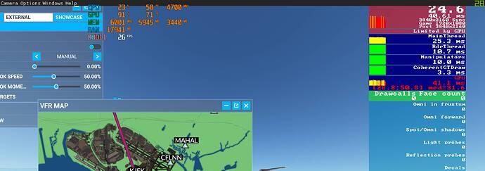 FS2020 DM=FS VFR MAP
