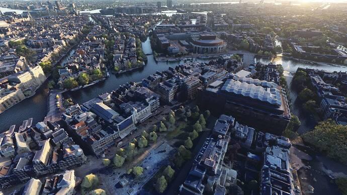 Amsterdam Rembrandt Plein