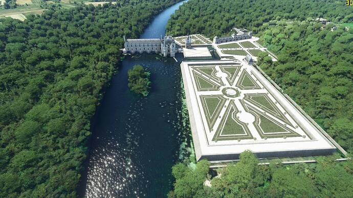 19 Château de Chenonceau (7)