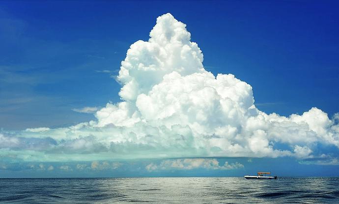 2020-10-20 07_02_29-Meer Horizont Wolken - Kostenloses Foto auf Pixabay