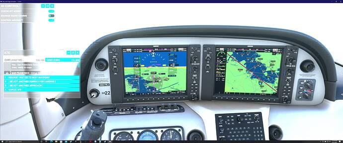 SR22 - AI in Control - Amp Positive Green