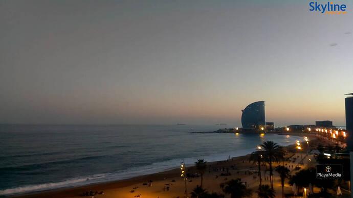 Barcelona 20201122 1745 Live