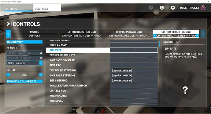 settings for tiller
