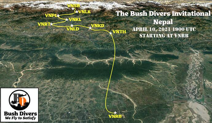 Bush Divers Invitational - Nepal (web)
