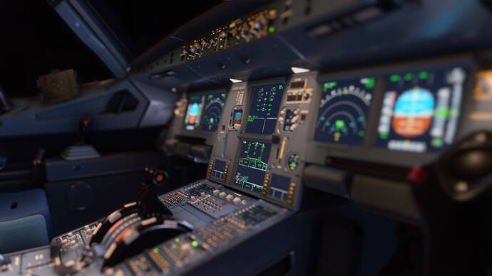 Night in the Cockpit 3