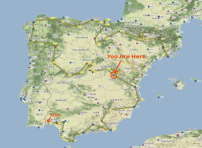 Spain Tour v2v