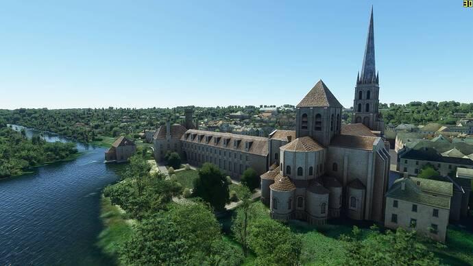 1 Abbaye de Saint Savin (1)