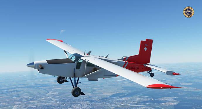 Pilatus Porter PC-6 FSG