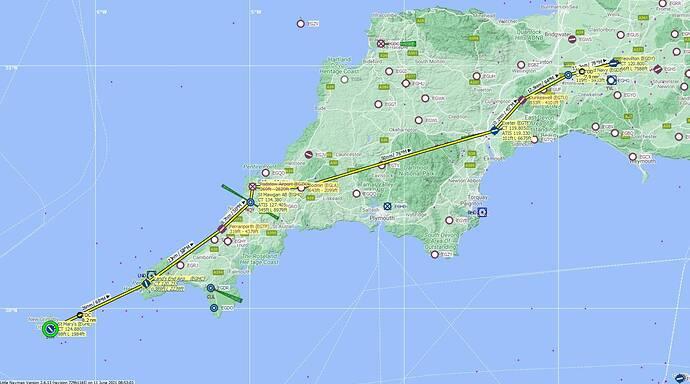 Little Navmap Map 20210611-085303