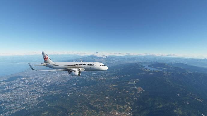 JAL Japan