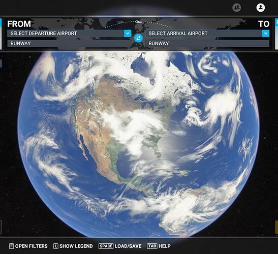 world map 51921