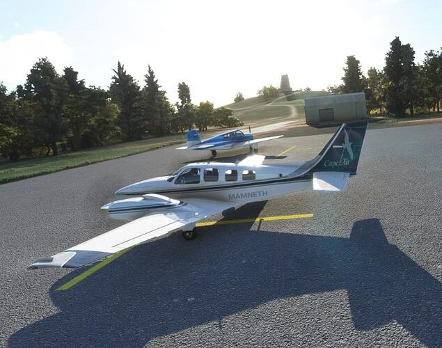 First Flight 2021-08-19