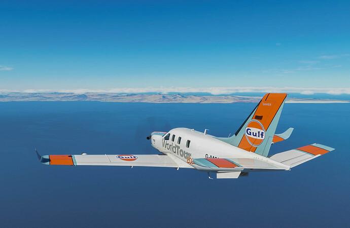 Approaching Fuerteventura