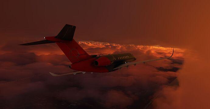 thunderstorm sunrise 1