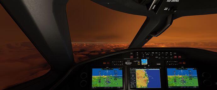 thunderstorm sunrise 3