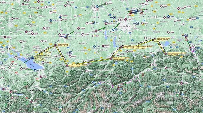 VF031 EDUE Unterwossen to EDNY Friedrichshafen
