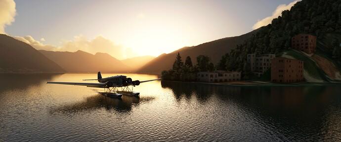 Lago di Como (ITA) ''James Bond - Casino Royal''