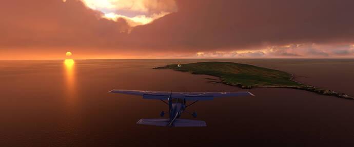 Iceland Final Approach