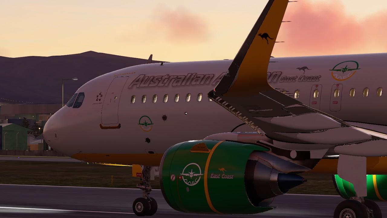 "New Virtual Airline. ""Australian Aviation East Coast"" - Community Events - Microsoft Flight Simulator Forums"