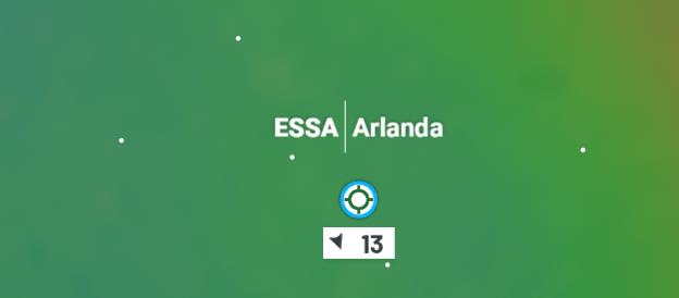 ESSA #1 map view