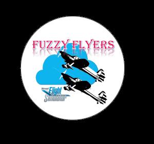 Logo Fuzzy Fliers vsmall round 2
