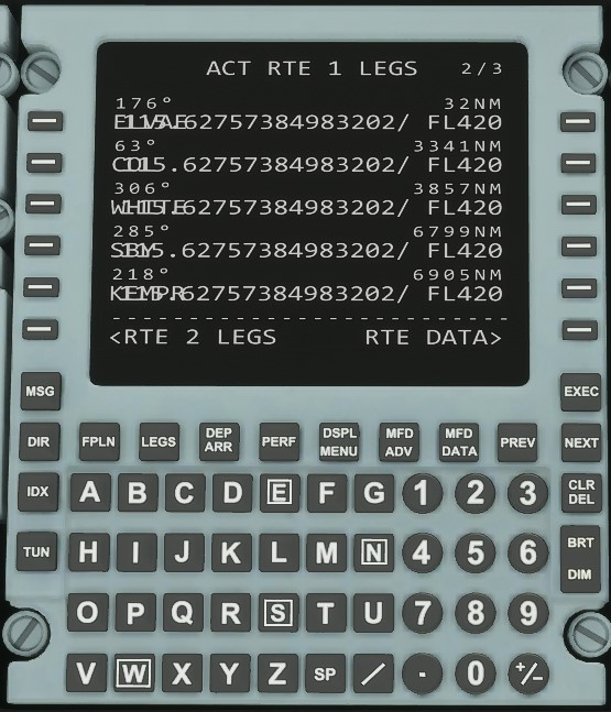 Legs Page - Review