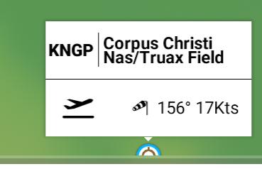 KNGP #1 map view
