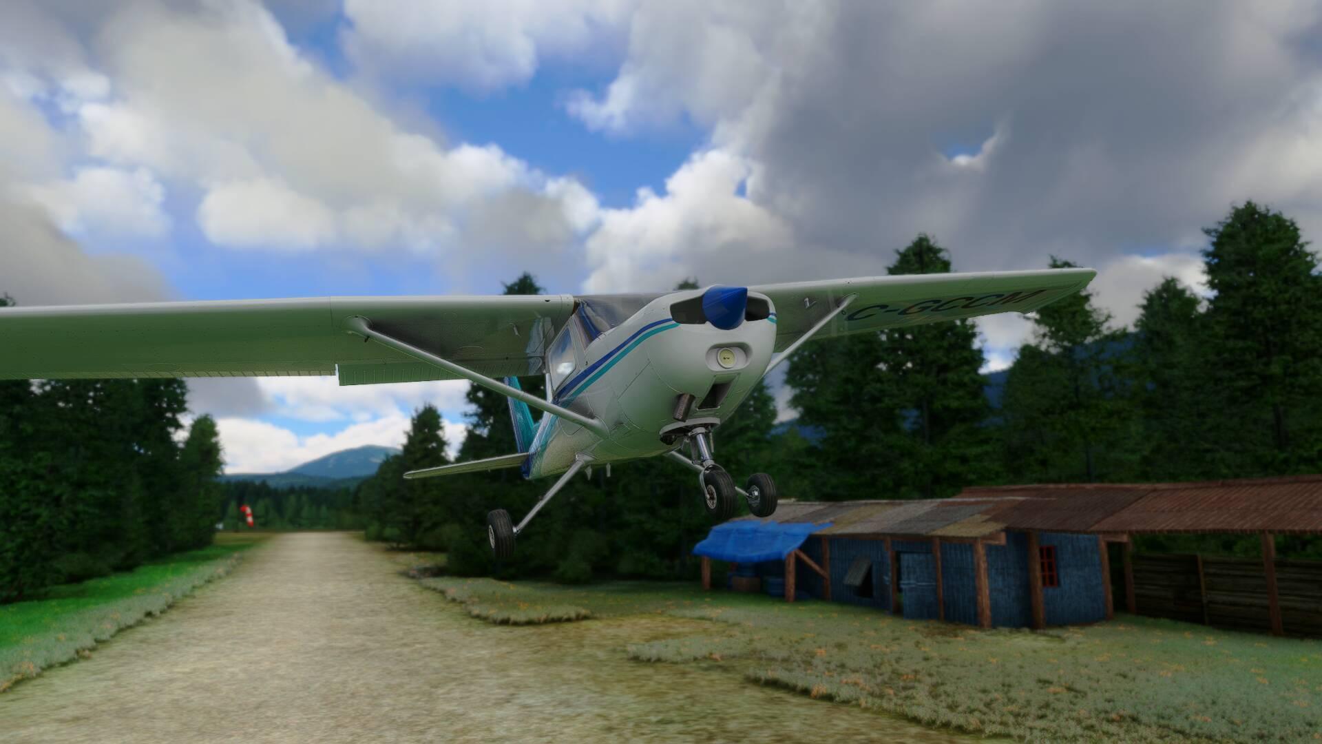 W.I.P. Cessna 152 STOL/Backcountry mod! - Aircraft ...
